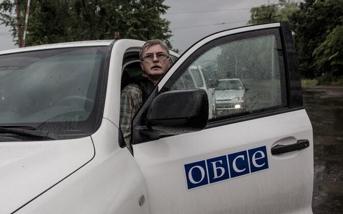 OSCE vaatleja Slovjanskis.