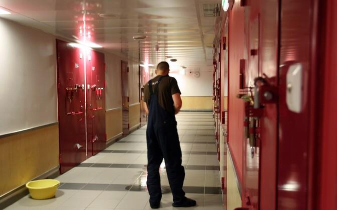 Вируская тюрьма. Иллюстративное фото.