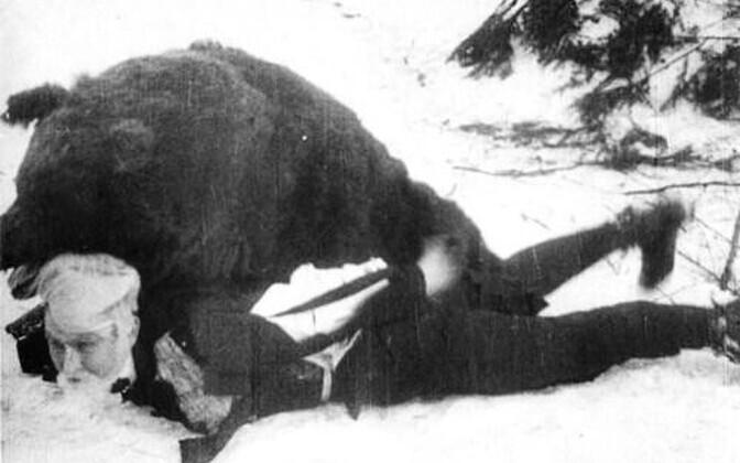 Karujaht Pärnumaal (1914)