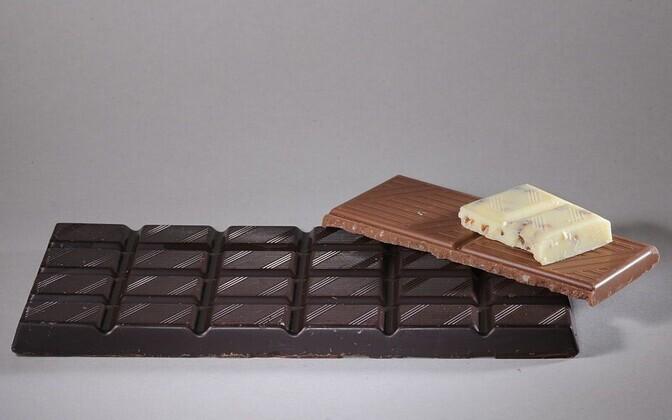 Tume šokolaad sisaldab tervisele kasulikke polüfenoole