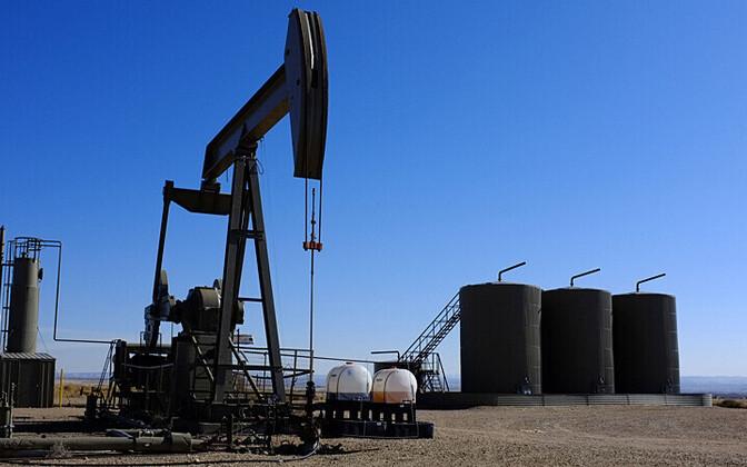 Puurauk Uintah Basini naftaväljal Utah' osariigis