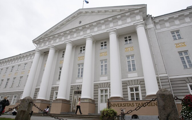 The University of Tartu main assembly hall