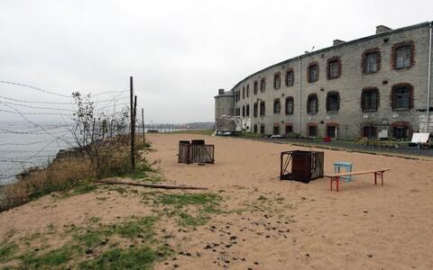 Patarei merekindluse rand