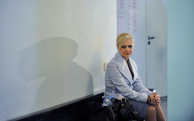 Anna-Maria Galojan.
