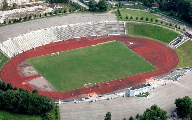 Kalevi staadion.