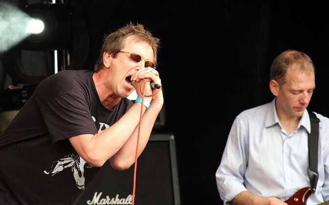 ZLO 12. juulil 2014 Tartus Punk'n Rollil.