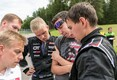 Rally Estonia esimene võistluspäev. Ott Tänak ja Markko Märtin