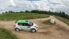 Rally Estonia esimene võistluspäev. Sepp Wiegand