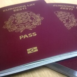 Eesti pass.