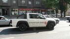 Täna saabusid Skandinaaviast Tallinna luksuslikud sportautod.
