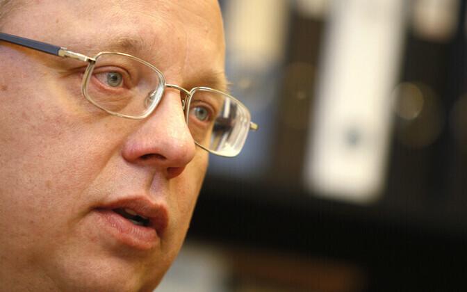 Tartu Ülikooli majandusteaduskonna dekaan ja makroökonoomika professor Raul Eamets