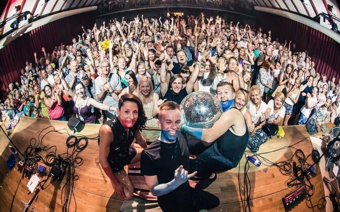 Eurosonic Noorderslagil esindab Eestit Trad.Attack!
