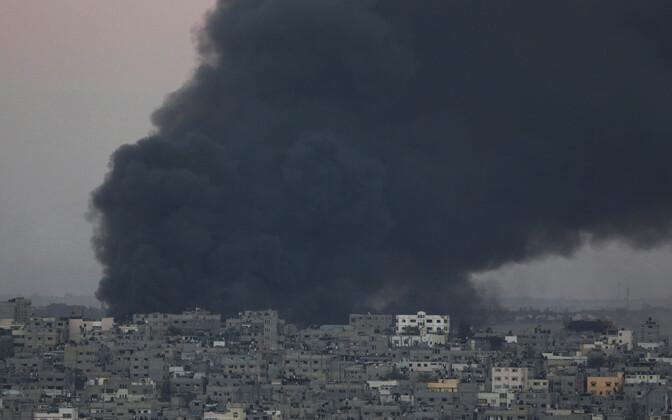 7a9e5f42c1e Iisraeli ja Gaza sektori vahelise sõja lõpp paistab, kuigi edasise ...