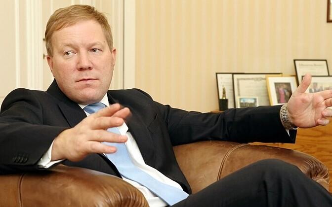 Riigikogu riigikaitsekomisjoni esimees Marko Mihkelson.  Marko Mihkelson.
