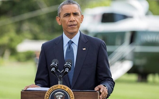 6fac48a0928 USA kongressi alamkoda kaebab Obama kohtusse | Välismaa | ERR