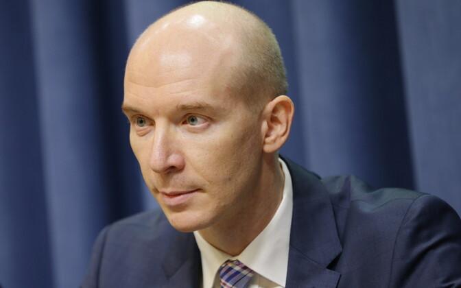 Eesti Panga asepresident Madis Müller