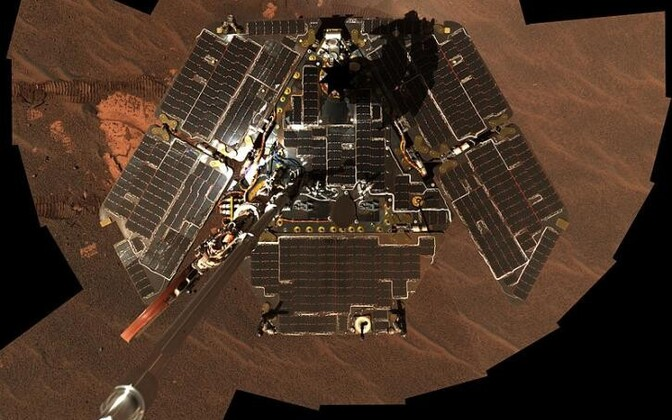 NASA marsikulgur püstitas rekordi