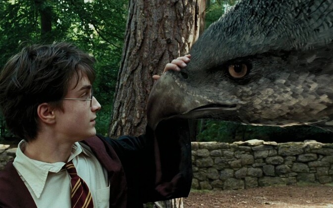 Harry Potter ja Buckbeak