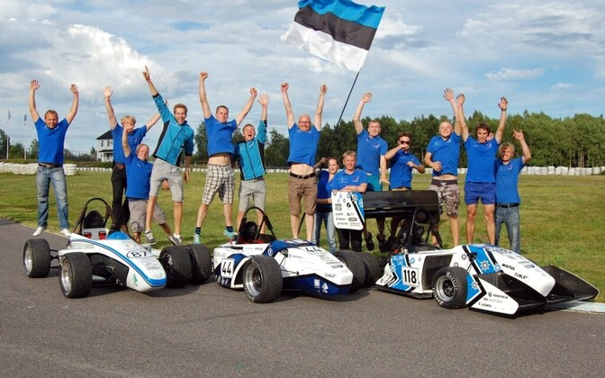 FS Team Tallinna esindus Baltic Openi võistlusel Soomes