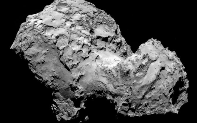 Komeet 67P/Tšurjumov-Gerassimenko.