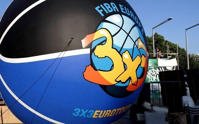 3x3 tänavakorvpall