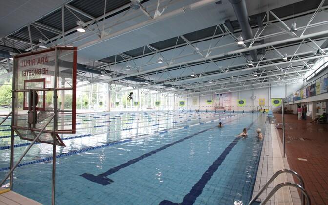 Swimming pool (image is illustrative).