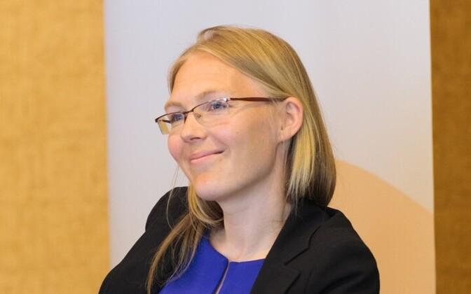 Maris Jõgeva on vabaühenduste liidu EMSLi juht.