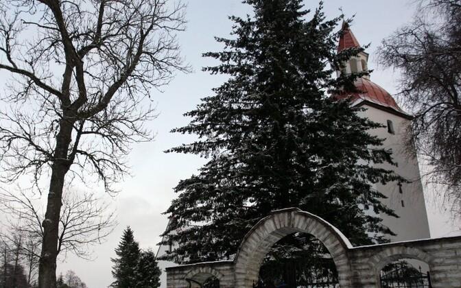 Kuusalu Laurentiuse kirik