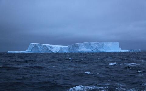 Jäämäed Lõunaookeanis.