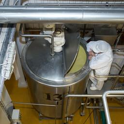 E-Piima tootmishoone Järva-Jaanis.