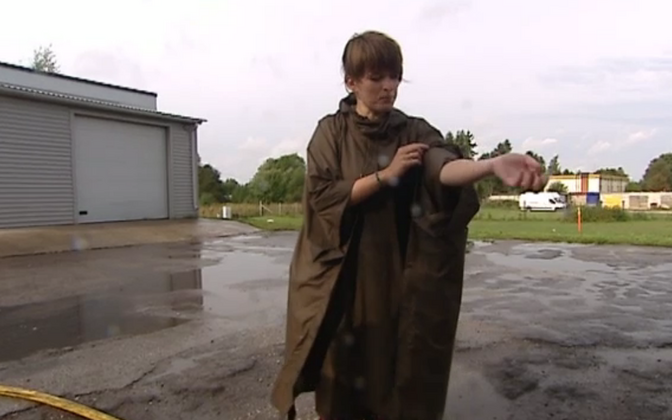 Keiu Virro vihmakeepe testimas
