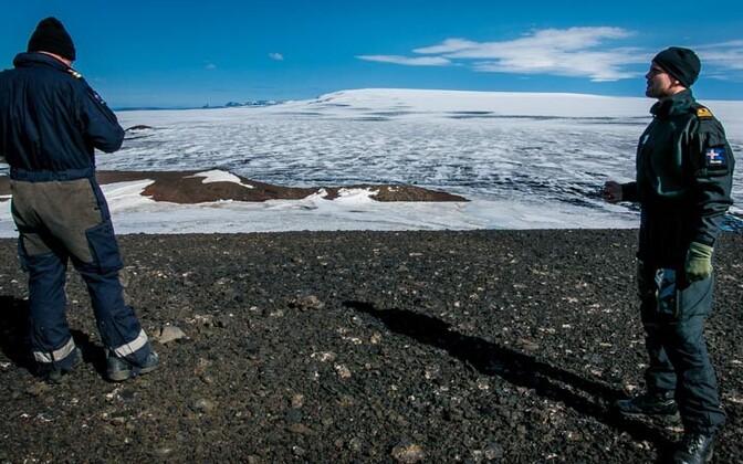 Teadlased uurivad Bárðarbunga vulkaani ohutaset