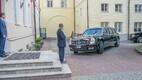 Obama saabub Stenbocki majja, kus teda ootab peaminister Taavi Rõivas