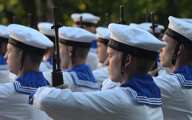 Mereväelased