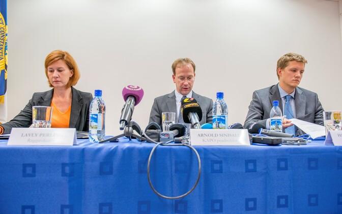 Kapo pressikonverents