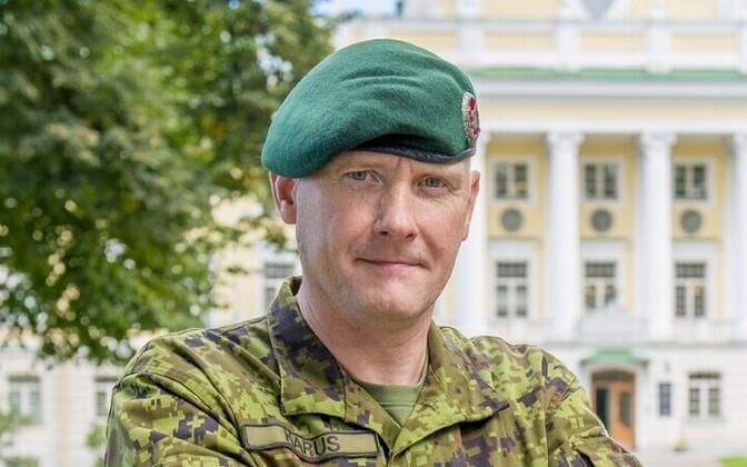 Col. Vahur Karus.