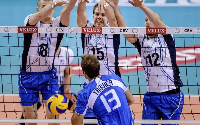 Soome võrkpallikoondis