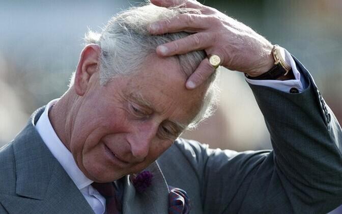 Walesi prints Charles