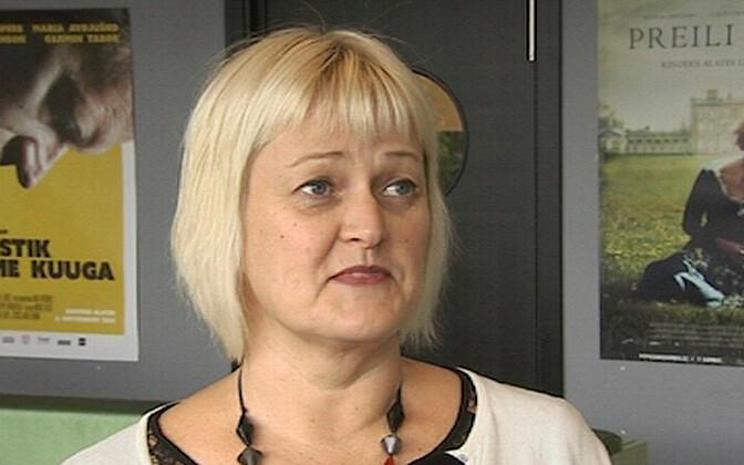 Eesti Filmi Instituudi juhatuse liige Edith Sepp