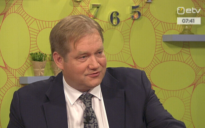 Põllumajandusminister Ivari Padar