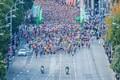 10 kilometer run