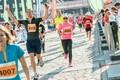 10 km run