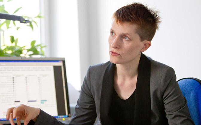 Võrdõigusvolinik Mari-Liis Sepper