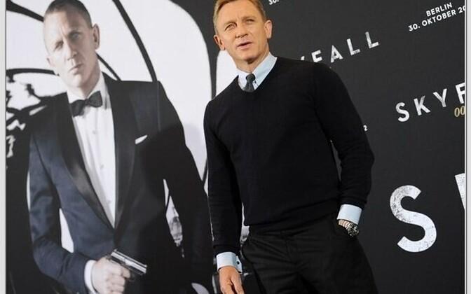 Daniel Craig filmi