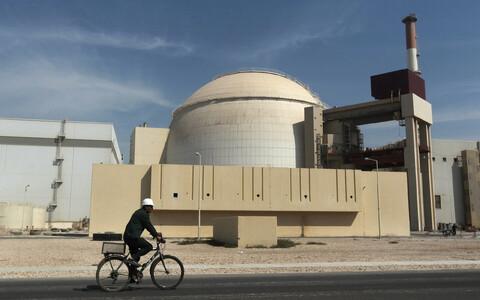 Bushehri tuumajaam Iraanis