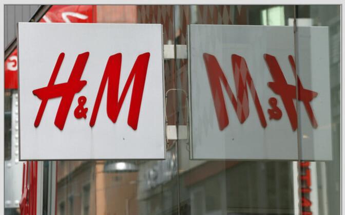 H&M kauplus