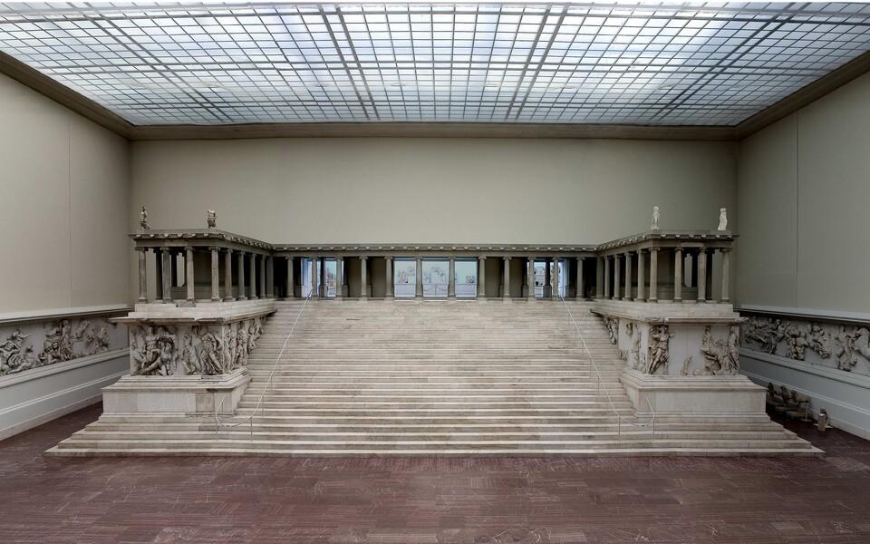 Pergamoni altar