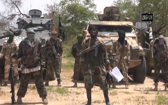 Boko Harami mässulised Nigeerias