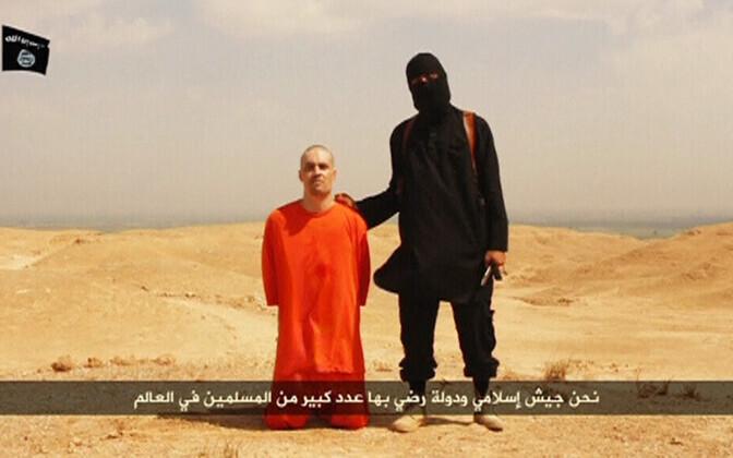 USA ajakirjanik James Foley hukkamisvideo