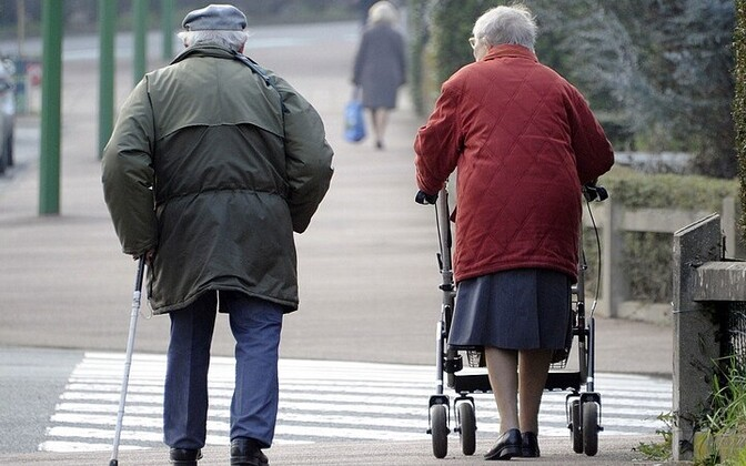 Üle 65-aastased on gripiviirusele kõige vastuvõtlikumad.